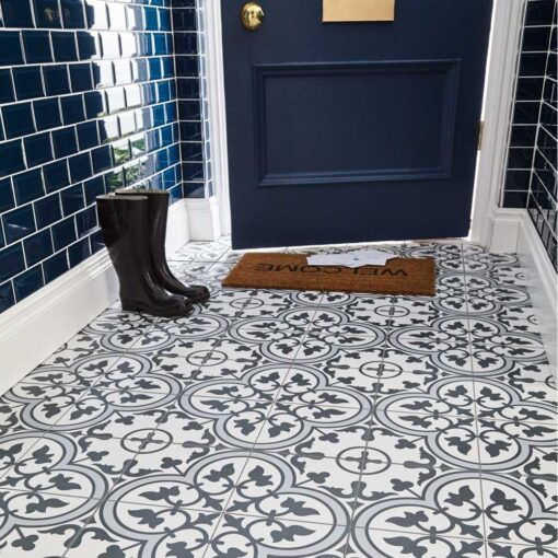 Blore Ceramic Floor Tiles