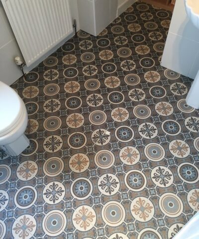 Sheet vinyl flooring Cadiz