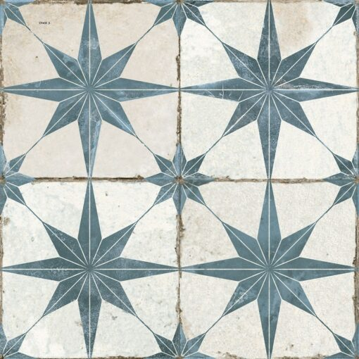 Canis Blue Ceramic Tiles