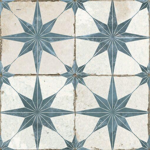Canis Blue Ceramic Tiles