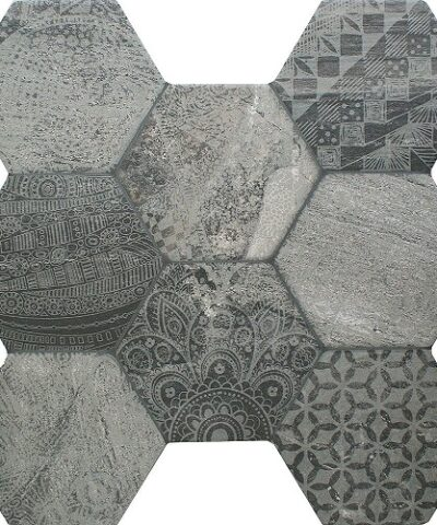 Stone Porcelain tiles Octet details
