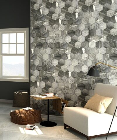 Stone Porcelain tiles Octet