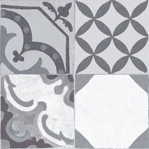 Grey Ceramic floor tiles Ribera