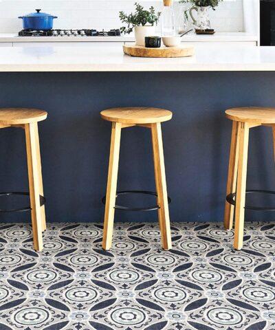 Sienna Vinyl Floor Tiles