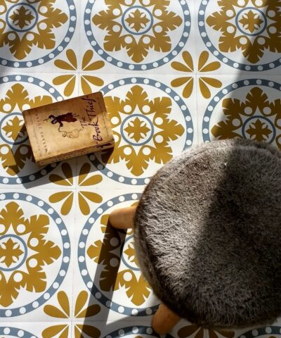 Sorzano Original Vinyl Floor Tiles