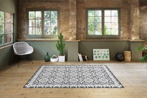 Vinyl floor rug by Hidraulik Avenir