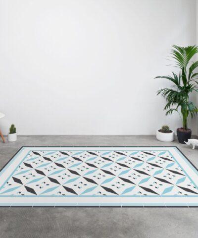Vinyl Floor Rug by Hidraulik Ciutadella