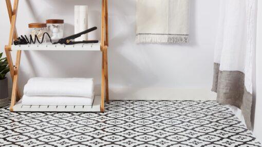 Comet Vinyl Floor Tiles