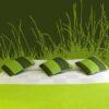 Long Grasses Wall Sticker