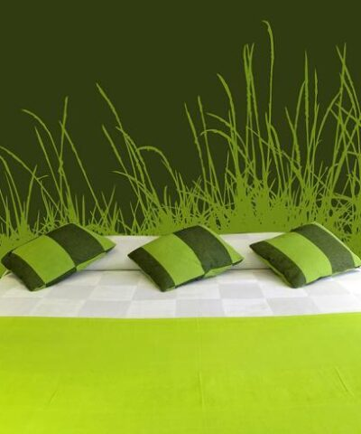 Long Grasses Wall Sticker