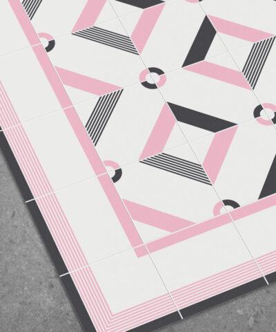 Odissea by Hydralik Vinyl Floor Rug