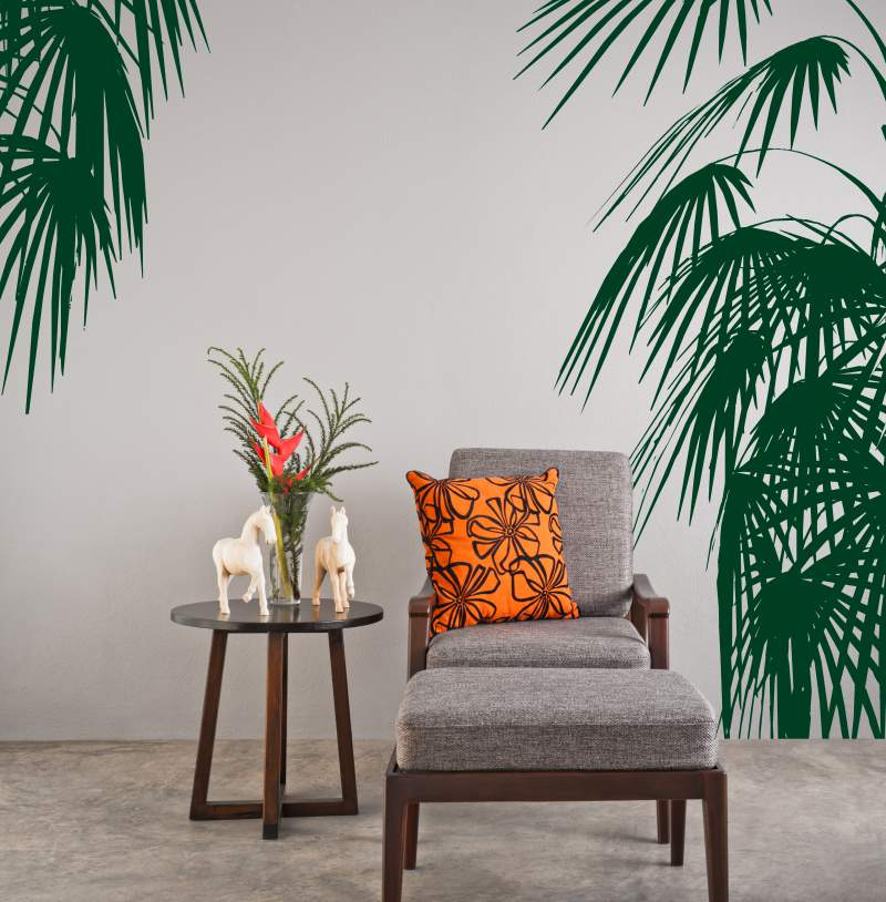 Palms Wall Sticker