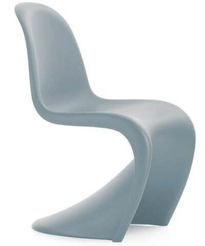 Panton chair grey