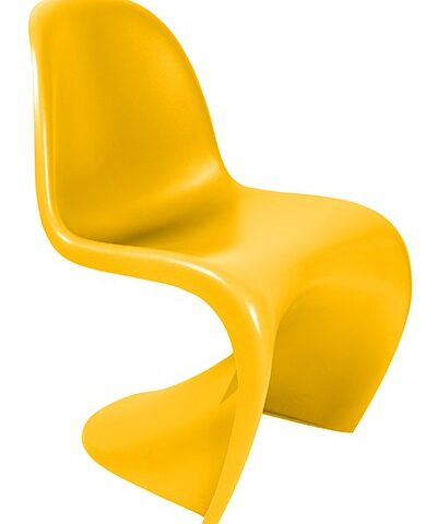 Panton Chair Yellow
