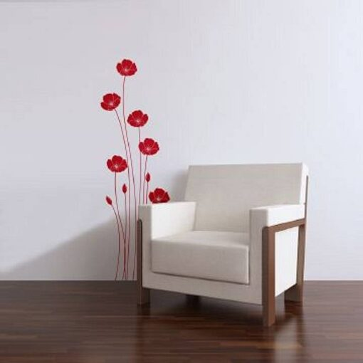Poppies Wall Sticker