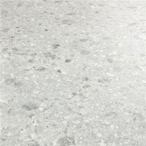 Terrazzo Grey Sheet Vinyl Flooring
