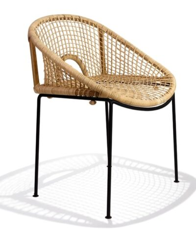 Ubud Rattan Dining Chair