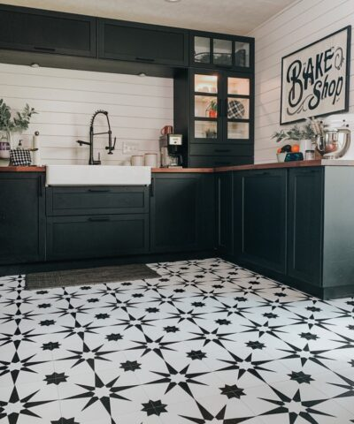 Altair Viny Floor tiles kitchen
