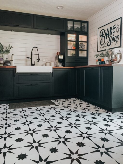 Altair Viny Floor tiles kitchen