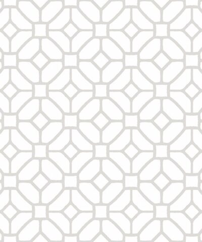 Lattice Vinyl floor tiles cut out