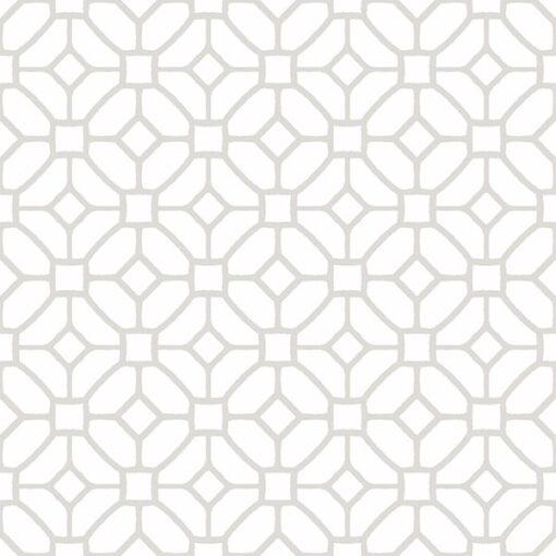 Lattice Vinyl floor tiles cut out