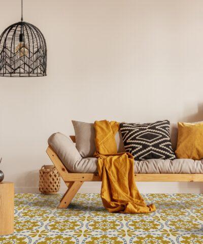 Sorzano original grey and yellow trend