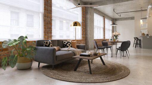 Frances 3 Seater Sofa