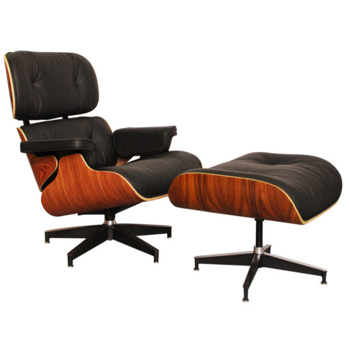 Eames Lounger Rosewood
