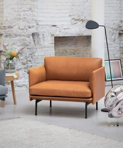 Hamilton Leather Armchair